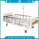 AG-Bm005 Alu-Legierung fünf Funktions-volles geduldiges elektrisches Krankenhaus-Bett