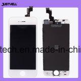 iPhone 5sのタッチ画面アセンブリのための携帯電話LCDの表示