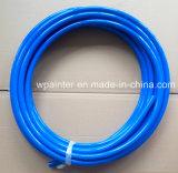 """3/8 """" boyau à haute pression tressé de résine de fibre de SAE100 R7"""