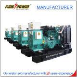 Generador Diesel Cummins Serie N-Set 250 kVA 450kVA
