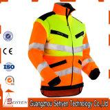 Revestimento reflexivo do Workwear da segurança industrial do inverno