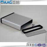 Cubierta de aluminio rectangular