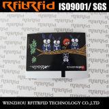 13.56MHzによってカスタマイズされる受動の色刷のステッカーRFIDの電子ゲームのカード