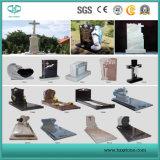 Lastre del granito, pietra per la pietra grave del monumento, pietra tombale, Headstone