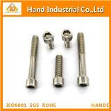 De Bout van de Contactdoos GLB van de Hexuitdraai DIN912 van het Roestvrij staal S31803 van Duples