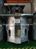 Todo tipo de metal de inducción horno de fusión