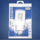 Usb-Aufladeeinheits-Adapter-Set mit 2 in 1 Verpackungs-Kasten für Handys