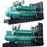 Комплект генератора 1500kw/1875kVA конкурентоспособной цены охлаженный водой тепловозный приведенный в действие Yuchai Двигателем