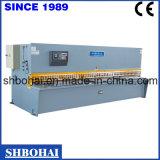 판매를 위한 QC12k 8X2500 세륨 승인되는 유압 깎는 기계