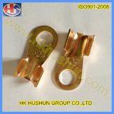 Выполненный на заказ медный стержень отверстия (HS-OT-001)