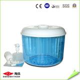 Potenciômetro quente de água mineral no sistema RO