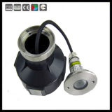 piscina subacuática inoxidable Light&Lamp del acero LED de 1With3W IP68