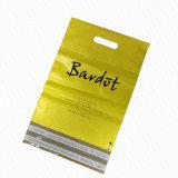 Sacchetto restituibile su ordinazione della posta con le doppie strisce adesive