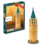 O enigma de papel de DIY brinca o enigma 3D Jigsaw (H8630005)