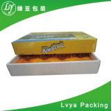 Impression ondulée faite sur commande en gros de boîte à fruit de boîte en carton