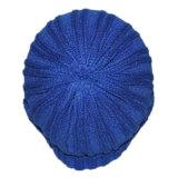 Beanies acrilici del cachemire del Knit di inverno di alta qualità