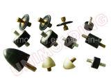 Amortecedor/borracha com as montagens de aço de /Isolation do amortecedor