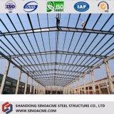 Entrepôt structural préfabriqué de peinture de deux couleurs/Workhop/Building&#160 ;
