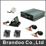 ベストセラーのAhd車DVR SD移動式DVR 4CH 720p CCTV DVR