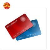 VIP Membership Plastic PVC Card com design personalizado