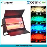 256X3w RGBW LED greller Röhrenblitz für Stadium DJ-Disco-Licht