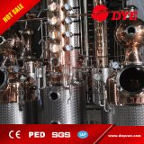 destilería de destilación de la vodka del equipo de la destilación 2000liter para la venta cómo hacer el whisky