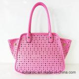 Les sacs à main élégants de laser d'unité centrale de femmes de mode de créateur avec le sac ont placé (NMDK-042701)