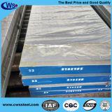 Piatto d'acciaio 1.2379 del fornitore della muffa fredda cinese del lavoro
