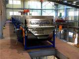 中国の有名な瀝青および修正された瀝青の鋼鉄ベルト粒状になる機械