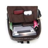 Nuovo sacchetto di banco di Stdudent dei bambini di Bookbag del cuoio dello zaino del banco delle ragazze dell'adolescente di modo