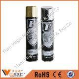 Pintura de aerosol del cromo del oro, aerosol de aerosol, pintura de acrílico