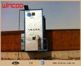 Apparecchio per saldare del serbatoio di alta efficienza/macchina verticale della saldatura continua