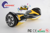 Bluetooth zwei Rad-elektrischer Roller Hoverboard mit Cer, Rohf FCC