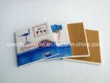 10.8 de vierkante Mat van de Kop van de Stijl van de Vorm Blauwe Ceramische voor de Decoratie van het Huis