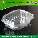 Muti 기능 음식 사용 플라스틱에 의하여 주문을 받아서 만들어지는 명확한 음식 콘테이너
