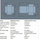 Het automatische Vakje die van het Document Karton Gluer vormen die de Fabriek van Machines oprichten