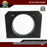 Parentesi per servizio di alluminio di CNC anodizzato adattare dei pezzi meccanici di CNC