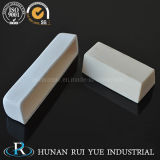 Crogiolo di ceramica di rettangolo refrattario dell'allumina di purezza di 99%