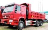 HOWO 6X4 판매를 위한 최고 가격을%s 가진 25 톤 팁 주는 사람 트럭