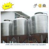 2000L 304 Bier Fermenting Stainless Steel Equipment