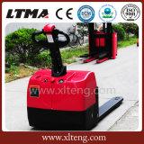 中国の新しい小型1.3トン1.5トンの電気バンドパレット