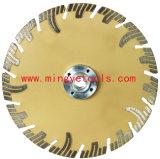 Лезвие алмазной пилы для конкретного вырезывания