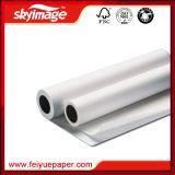 New Generation 90GSM 17inch (432mm) Instant-Dry & Non-Curl Sublimation Transfer Paper para esportes e têxteis funcionais