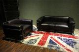 Sofà di cuoio europeo di Chesterfield e retro sofà americano