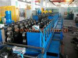 Rodillo galvanizado para trabajos de tipo medio ligero pesado de la bandeja de cable que forma el fabricante de la máquina