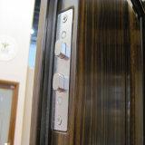 Porte de garantie d'acier inoxydable de bonne qualité