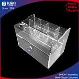 Organisateur acrylique de support de balai d'offre d'usine d'OEM