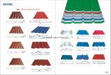 Гальванизированный Corrugated толь металла и Corrugated панели Siding