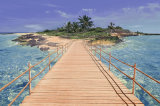 Parede do Inkjet o mais novo de Seaworld 3D do projeto e telha de assoalho cerâmicas