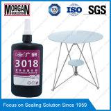 Vidro/plástico/metal/adesivo de cura UV médico/prego